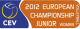 (Miniature) CHAMPIONNAT D'EUROPE JUNIORS FILLES