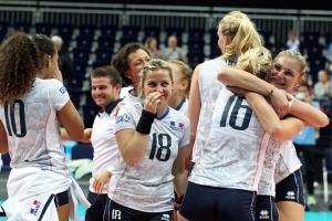 (Miniature) Euro Féminin 2013 : La France l'emporte au bout du suspense