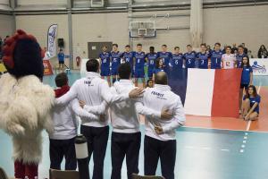 (Miniature) TQCE-U19: Les Bleus haut la main !