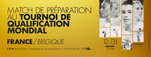 (Miniature) Equipes de France : La Belgique au programme